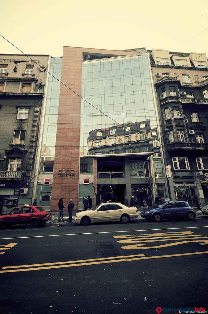 Kancelarije Za Najam U Makedonska Office Building 11000 Beograd